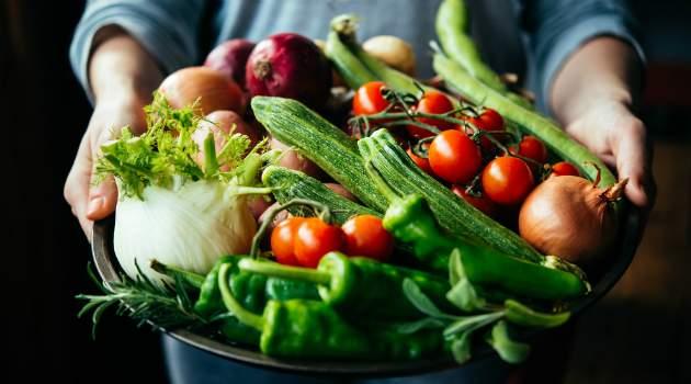 Bio ovocie a zelenina