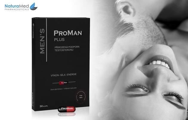 PromanPlus - testosterón