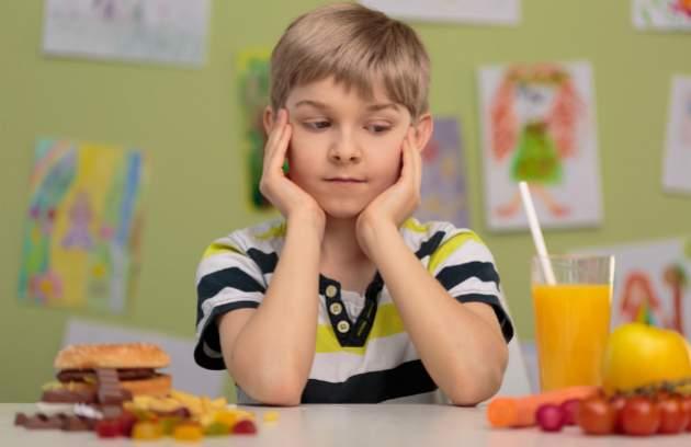 Zdravá desiata do školy