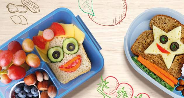 lunchbox - tesco