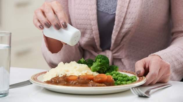 Soľ v jedle