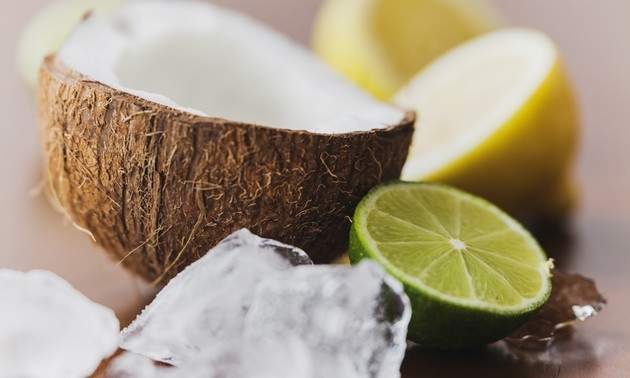 Radical Organics - kokosové pochúťky
