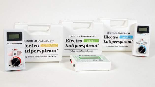 Hightech Development - elektroantiperspirant