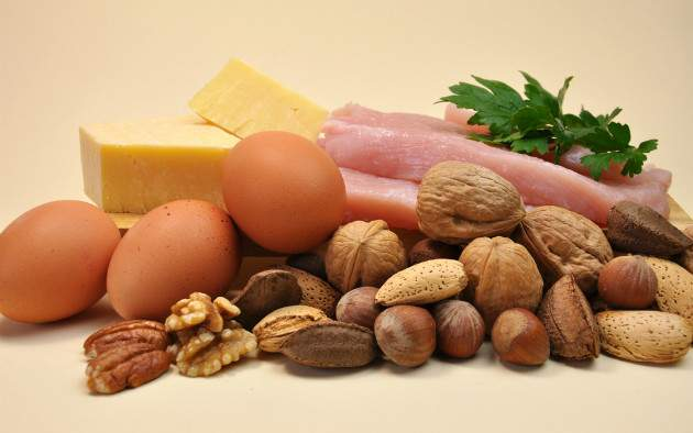 Zdroje bielkovín