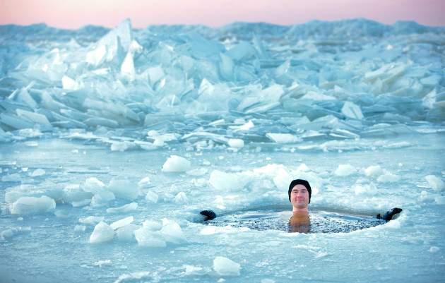 Ľadový muž