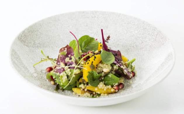 Quinoa šalát