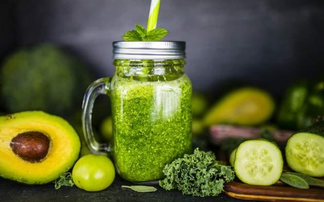 Zeleninové smoothies