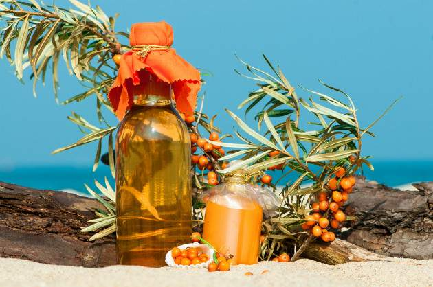 Rakytníkový olej
