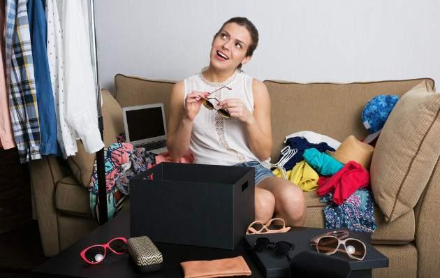 Triedenie oblečenia