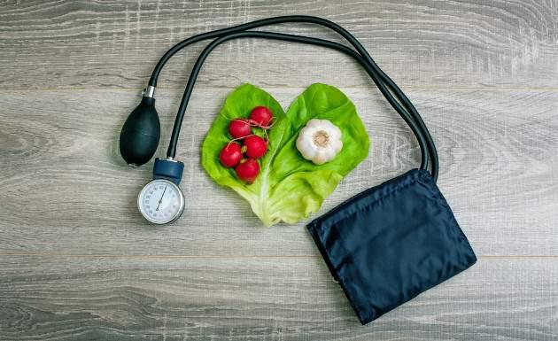 Krvný tlak a životospráva