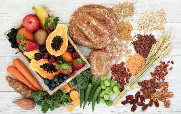 Potravinová pyramída a zásady zdravého stravovania