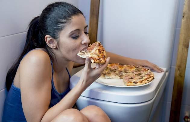 Poruchy príjmu potravy