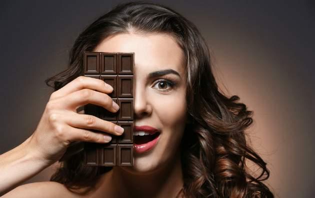 Benefity čokolády