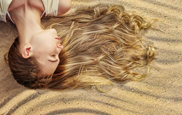 Vlasy v lete