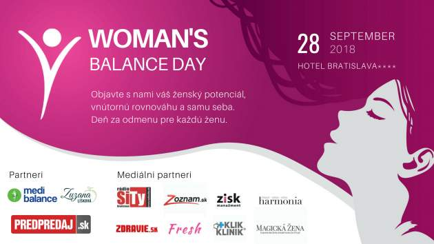 womans balance day