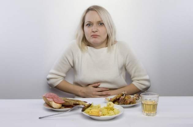Problémy s trávením