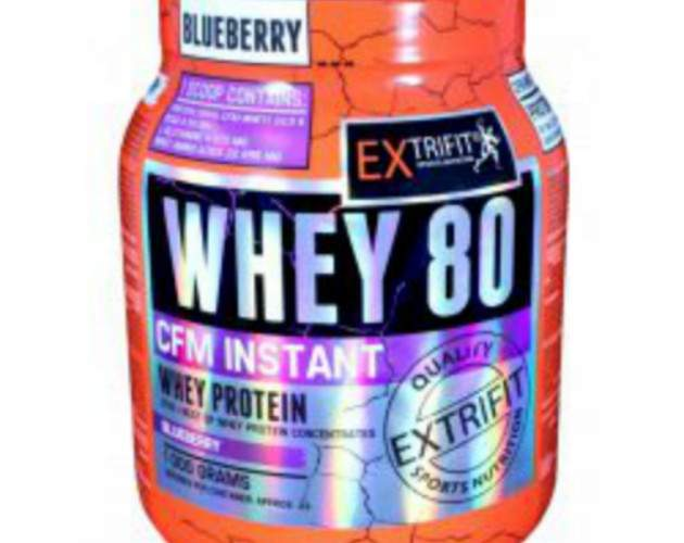 Proteín Whey CFM 80 instant - Extrifit