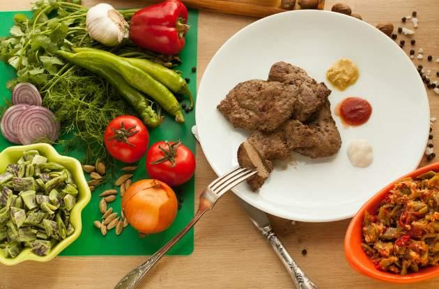 Flexitariánska diéta