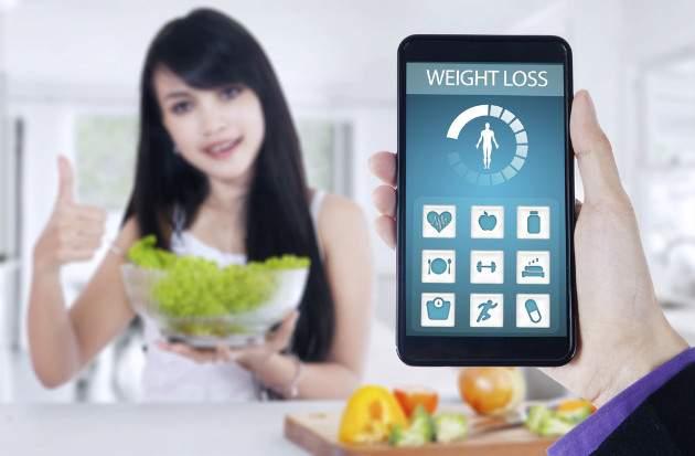 Aplikácie na počítanie kalórie