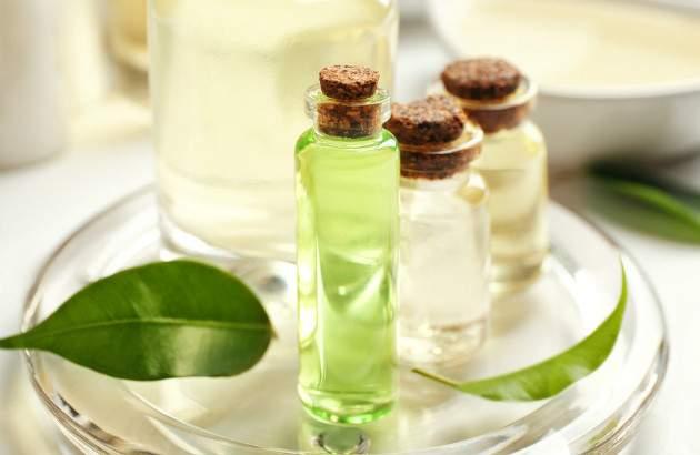 Výrobky s čajovníkovým olejom
