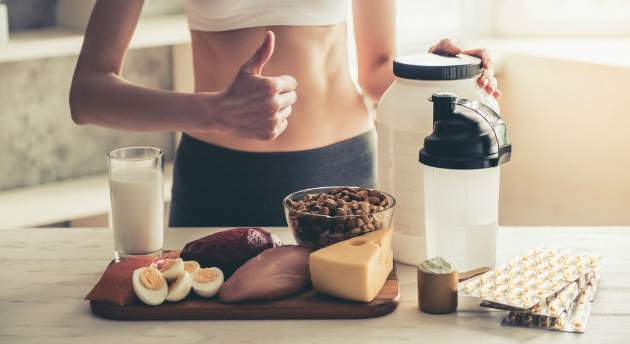 Proteínová strava