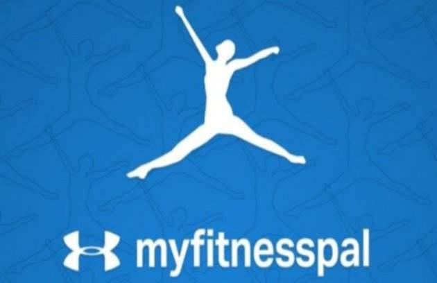 Aplikácia MyFitnessPal