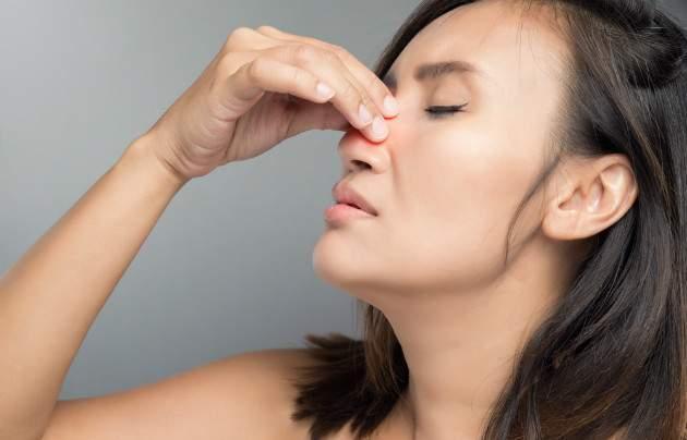 Nosové polypy