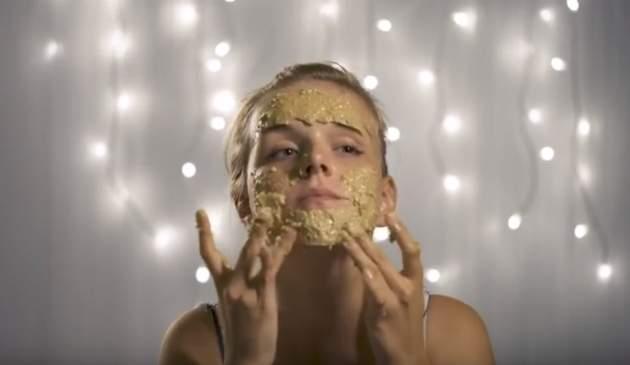 Domáca pleťová maska