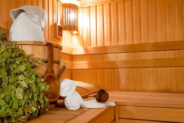 Sauna a aromaterapia