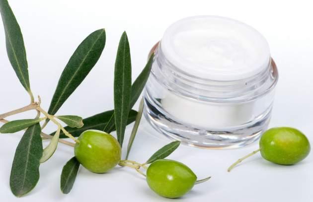Olivy v kozmetike