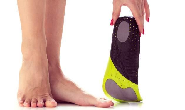 Športové vložky do topánok