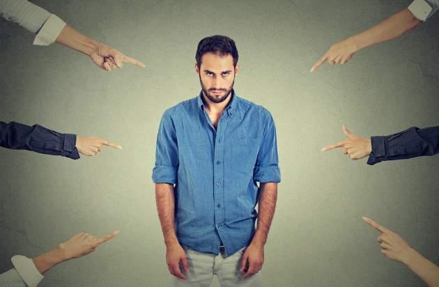Nebezpečenstvo strachu z psychického tlaku