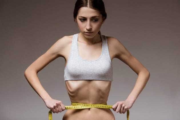 Anorexia a poruchy nálad