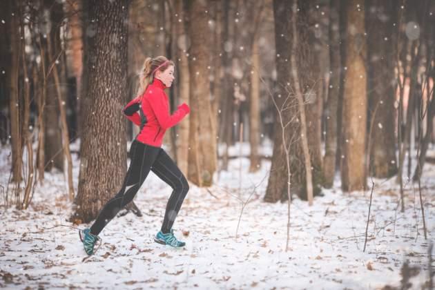 Tréning v zime