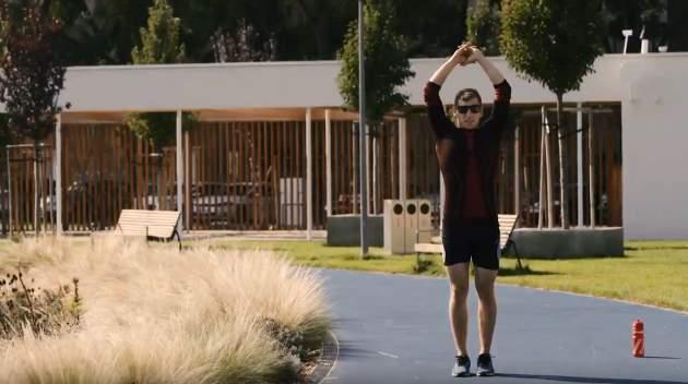 Video: cviky na stuhnuté telo