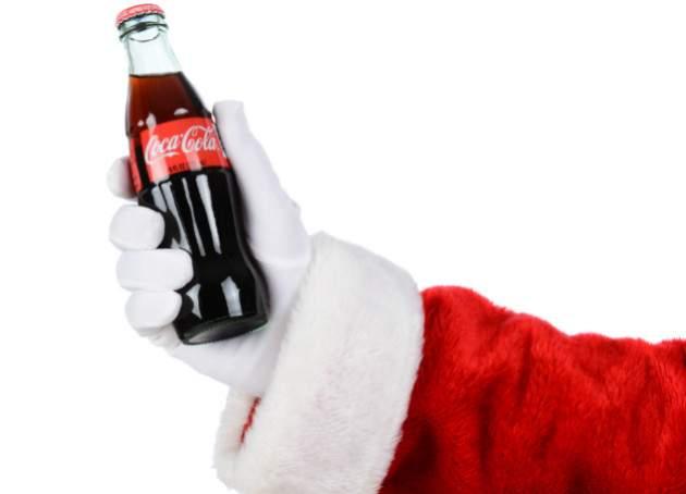 Coca-Cola a Vianoce