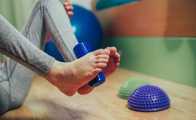 Riešenie plochých nôh