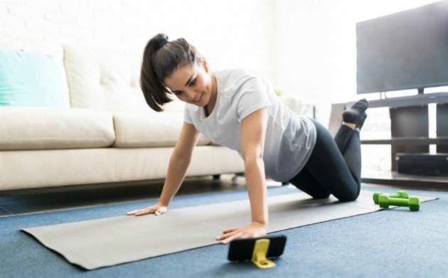 Cvičenie doma