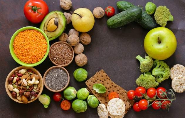 Detoxikačné potraviny