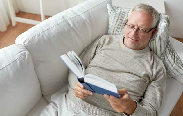 Literatúra pre seniorov