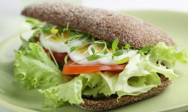 Zdravší sendvič