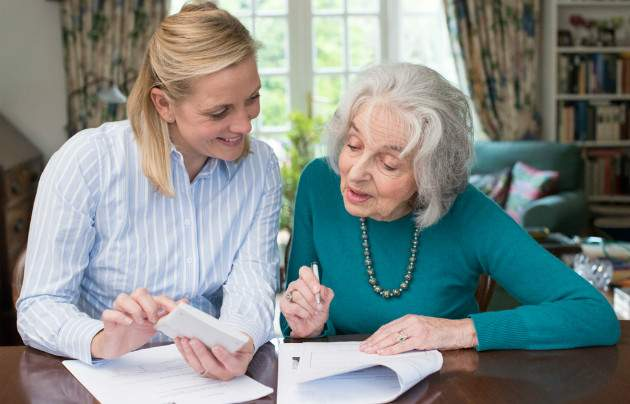 Pomoc seniorom
