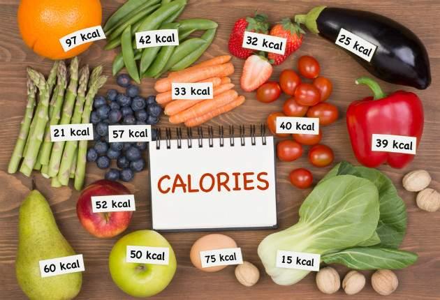 Počítanie kalórií