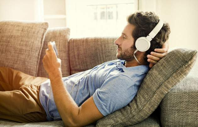 Slúchadlá a mobil