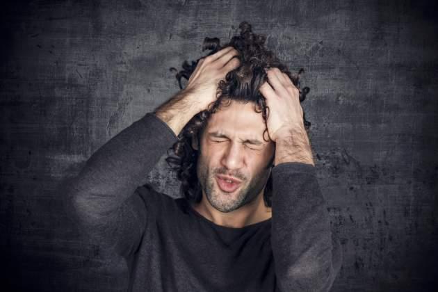 Vlasy a stres