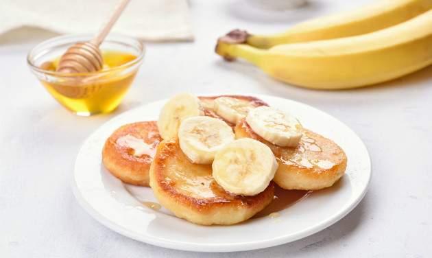 Banánové lievance