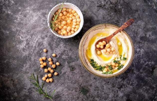 Cícer a hummus
