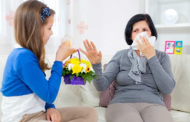 Imunita a alergia