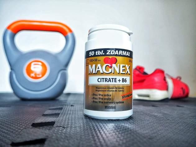 magnex, magnezium
