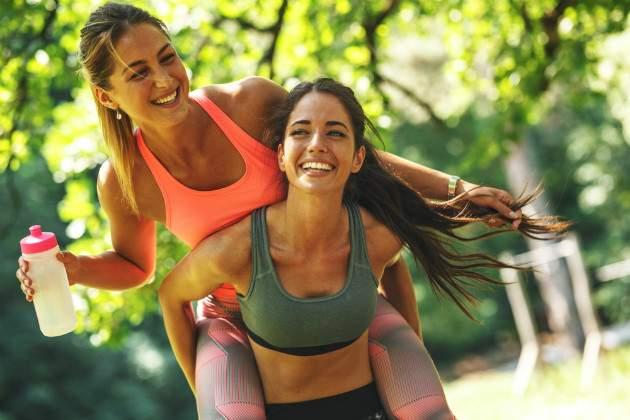 Šport a smiech